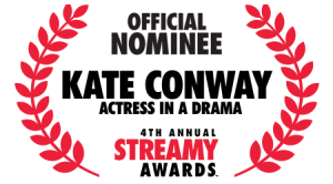 4thStreamy_KateConwayNominee