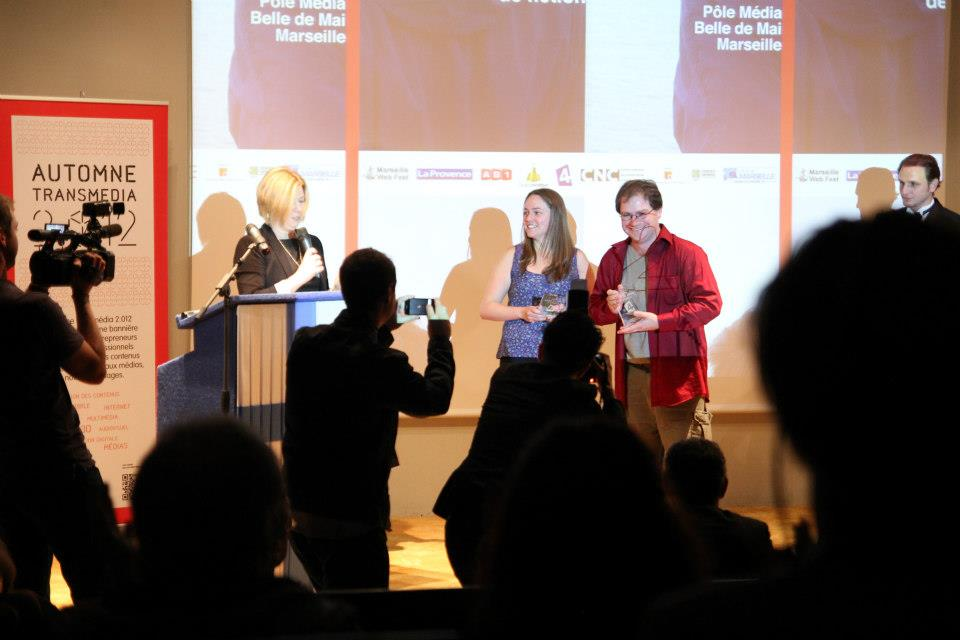 Out With Dad wins at Marseille Web Fest & France TV Sale