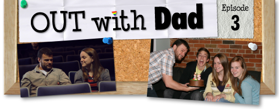 episode 3 out with dad