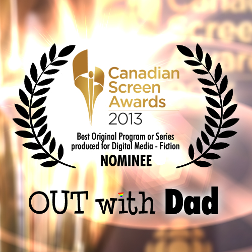 Nominated in the inaugural Canadian Screen Awards