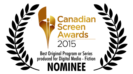 Canadian Screen Awards Nominee 2015