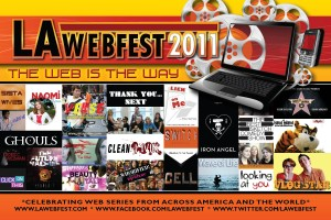 Official selection in the 2011 LAweb Fest