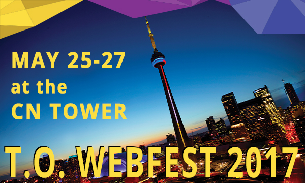 Official Selection at T.O. Webfest 2017