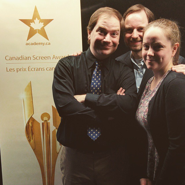 Out With Dad receives second Canadian Screen Awards nomination