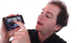 Jason demos 360 viewing