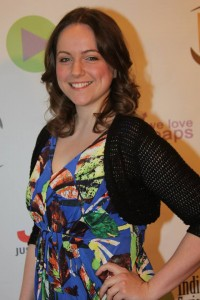 Kate Conway on the Red Carpet IS5