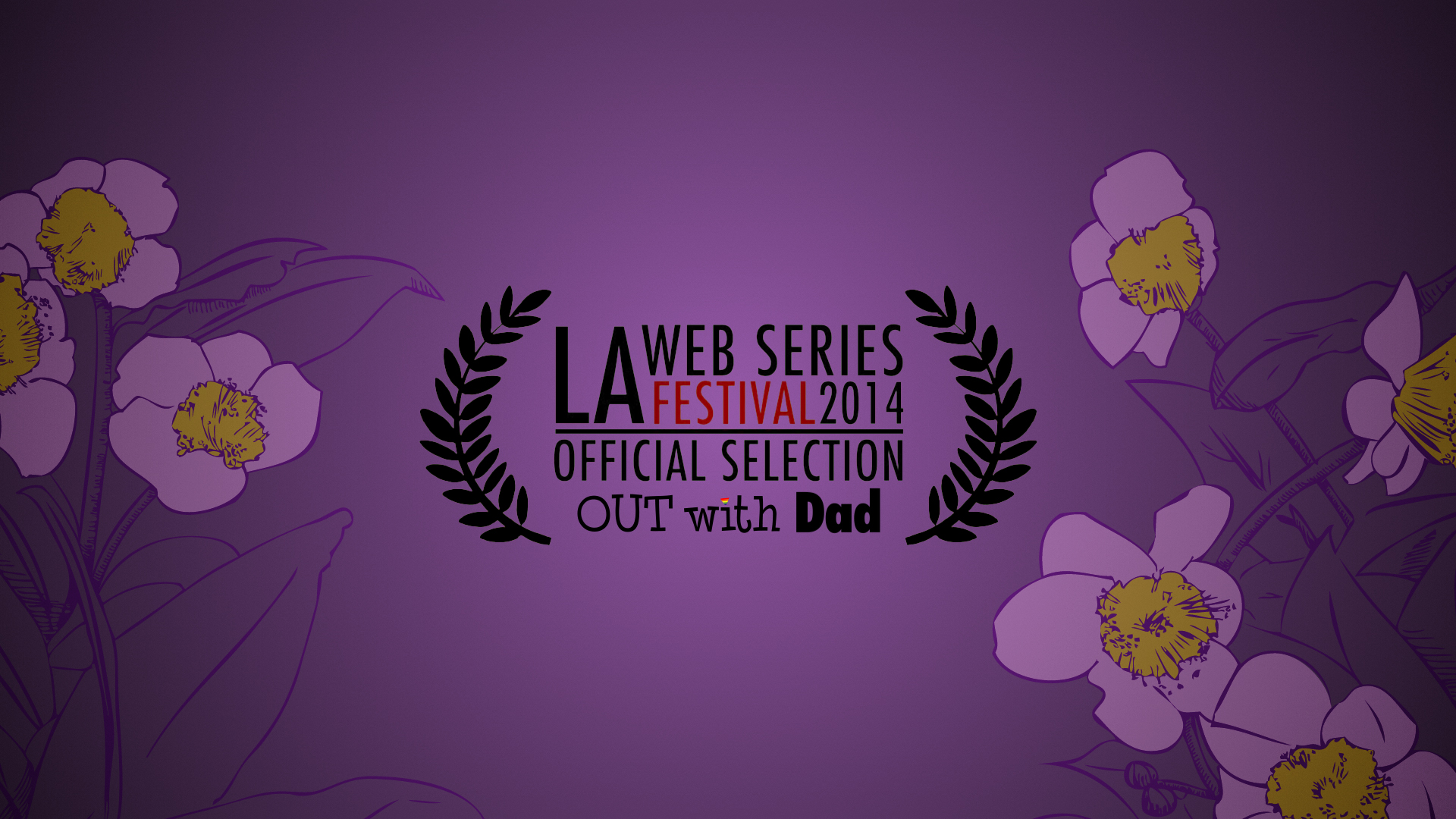 Official Selection in 2014 LAweb Fest