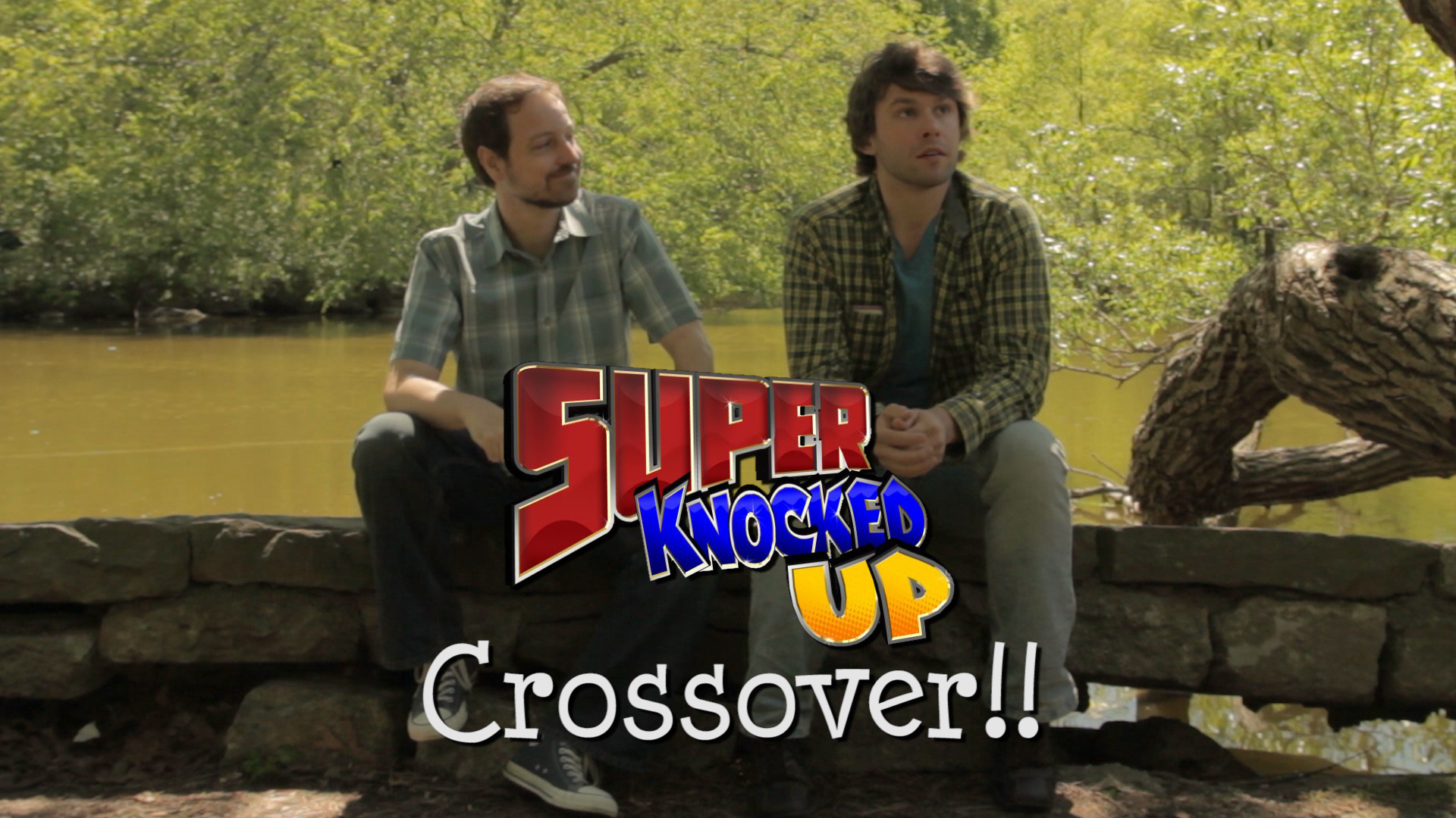 Out with Burnup – a Super Knocked Up Crossover!