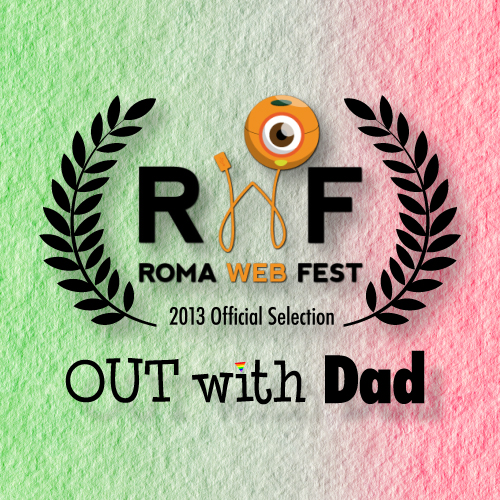 Official Selection at Roma Web Fest 2013