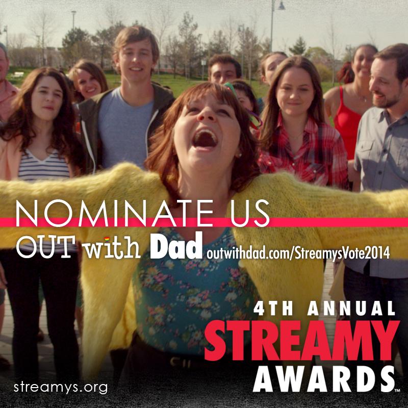 Streamys 2014: Help us get nominated!